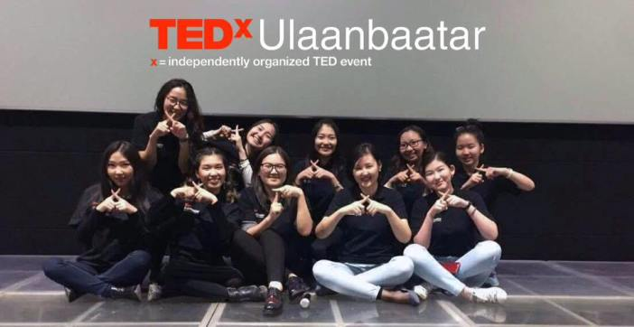 TEDxUBLive organizers